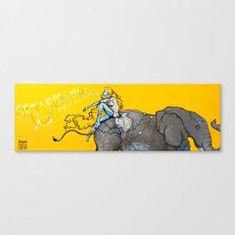 Artsplosure Mural 2014 Canvas Print