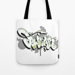 2wear Mesk fresh graffiti style Tote Bag