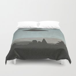 I Want to Know Duvet Cover