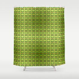 Flex pattern 3 Shower Curtain