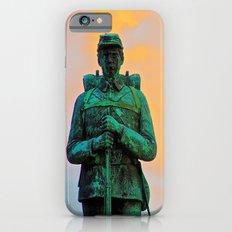 A Soldier's Sunset Slim Case iPhone 6s