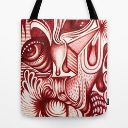 Sharp Senses & Soft Sensibilities Tote Bag