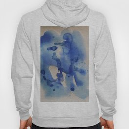 Blue Heat Hoody