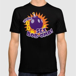 We Are Sex Bob-omb! T-shirt