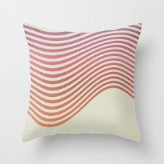 Meta:2:1 Throw Pillow