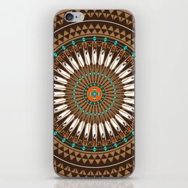 Pow Wow (Wacipi) iPhone Skin