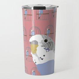 The Budgie Gallery Giftshop Travel Mug