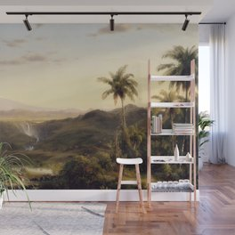 Frederic Edwin Church - Cotopaxi Wall Mural