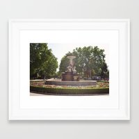 madrid Framed Art Prints featuring Madrid by jamie ferguson