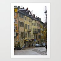 france Art Prints featuring FRANCE  by Azniv's Photos