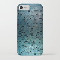 grid iPhone & iPod Cases featuring Grid by Tayler Smith