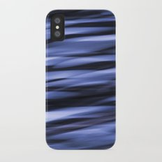 Abstract Water iPhone X Slim Case