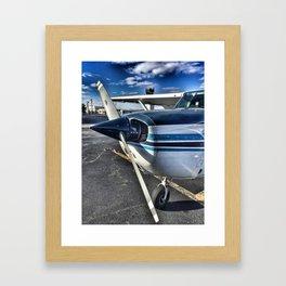 Cessna 172 Framed Art Print