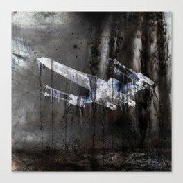 spacecraft Canvas Print