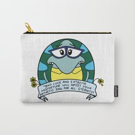 Mr. Lucky! Carry-All Pouch