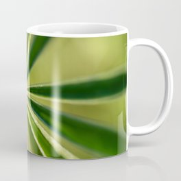 Lupine Leaves Coffee Mug