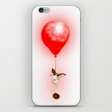Let's Rise Again! iPhone & iPod Skin