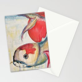 Ghostfish Stationery Cards