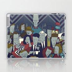 Twin Peaks Laptop & iPad Skin