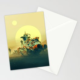 The Crawler Stationery Cards