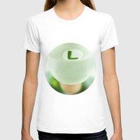 luigi T-shirts featuring Mighty Luigi by josemanuelerre