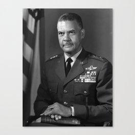 General Benjamin O. Davis Jr. Canvas Print