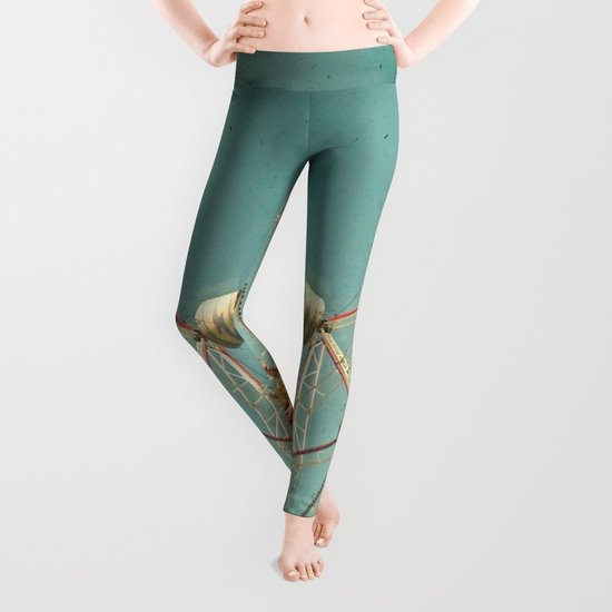 Ferris Wheel Leggings