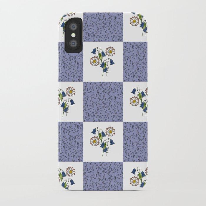 Spring bells iPhone Case