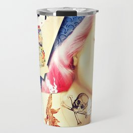 Rockabilly Dolly - Becca Travel Mug