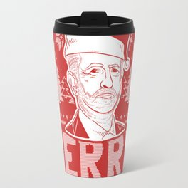 Wishing You a Jerry Christmas Corbyn Xmas Travel Mug