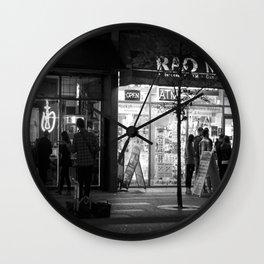 Mart Wall Clock