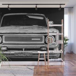 Garage Beauty Wall Mural