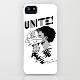 UNITE! iPhone Case