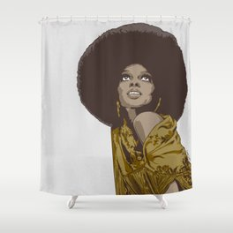 POP 3 Shower Curtain
