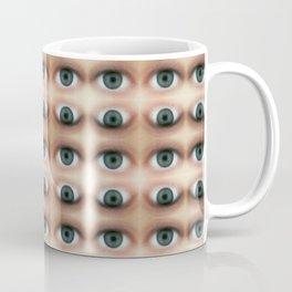 Eye of humanity Coffee Mug