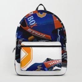 4 HECTOR GARZO Backpack