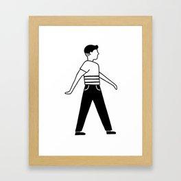 Gerd Guy Framed Art Print