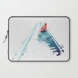 From nowhere to nowhere Laptop Sleeve