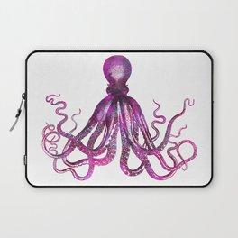 pink Octopus unique underwater creature Laptop Sleeve