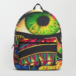 Eye Of Wonder Backpack
