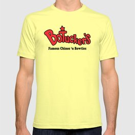 BoTucker's T-shirt