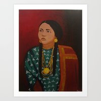 american Art Prints featuring American  by Michael Diggs