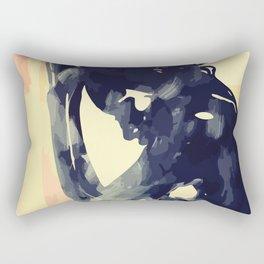 She Rectangular Pillow