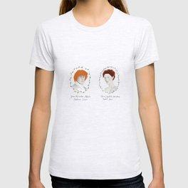 Jamie + Claire T-shirt