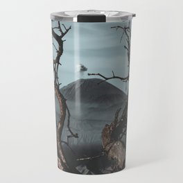 Fine Art Landscape Photograph - Mount Bromo Travel Mug