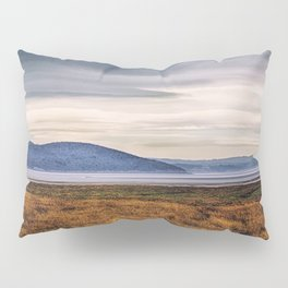 Tranquility in the Grey Pillow Sham