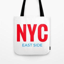 NYC East Side Tote Bag