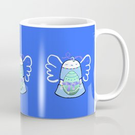 Blue Bell on Blue Coffee Mug