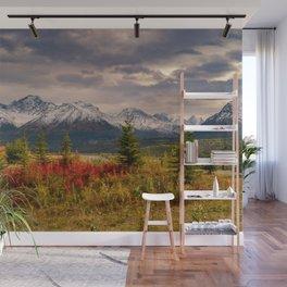 Seasons Turning Wall Mural