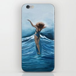 Marina iPhone Skin